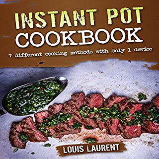 Instant Pot Cookbook cover art