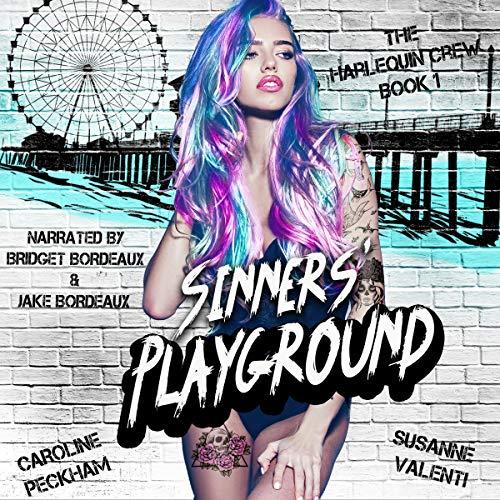 『Sinners' Playground』のカバーアート