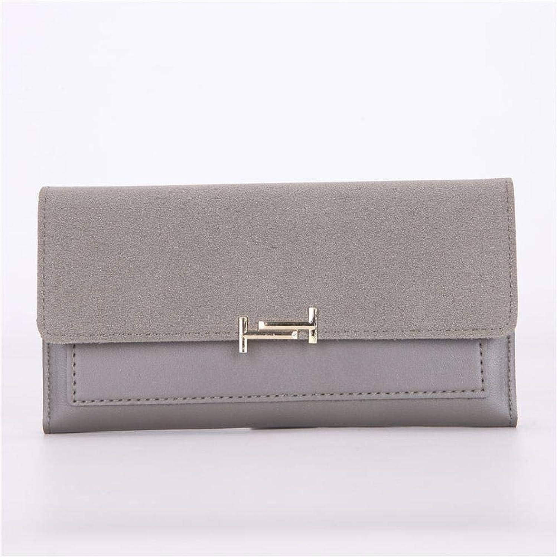 Girls Purse Women's Wallet,Ladies Purse Long Clutch Bag 30 Percent Hand Clutch PU Wallet (color   E)
