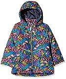 NAME IT Baby-Mädchen NMFMAXI Jacket Flower Field Jacke, Mehrfarbig (Dark Sapphire Dark Sapphire), (Herstellergröße: 98)
