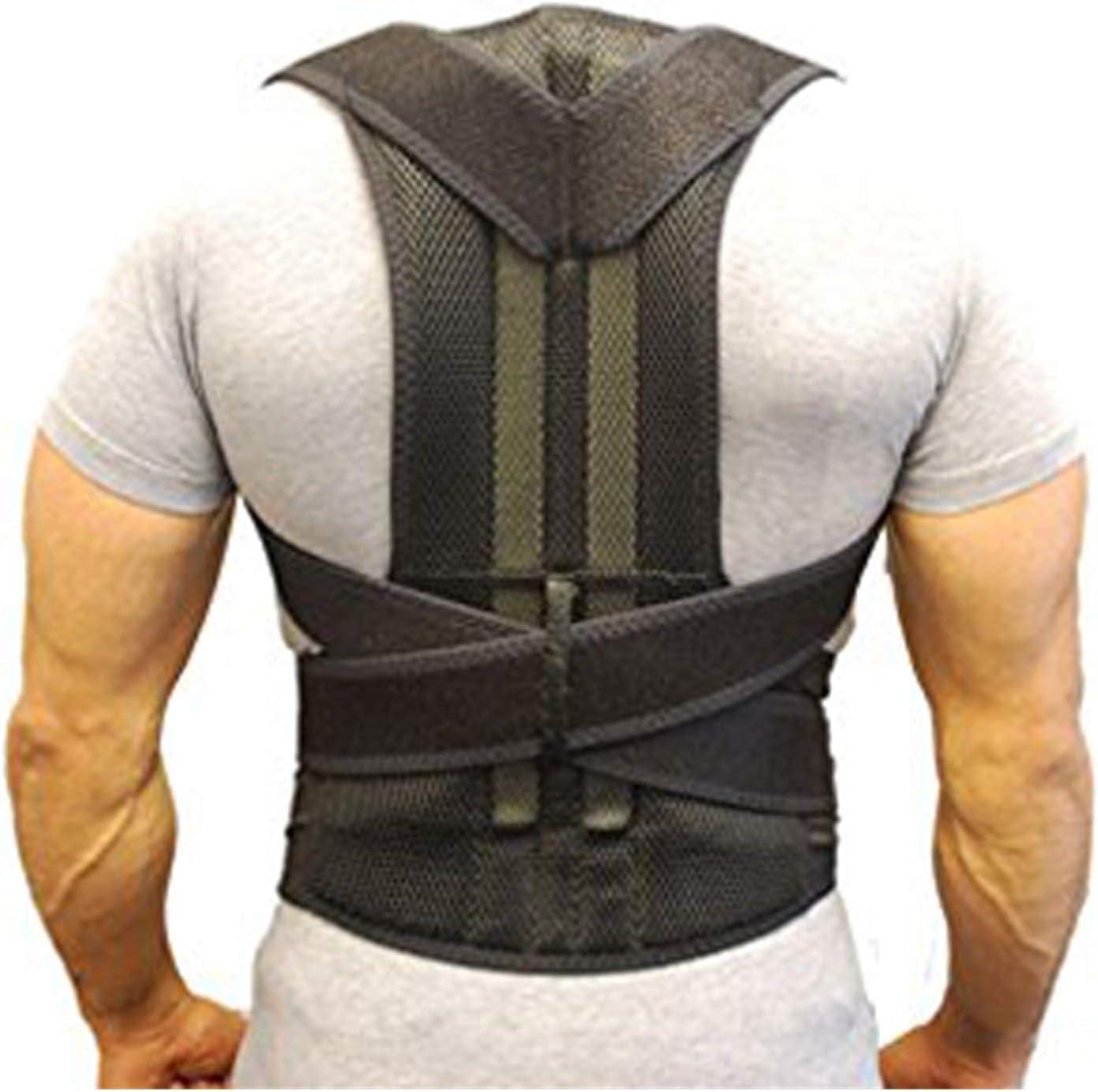 JBIVWW Animer and price revision KJACR 4 years warranty Adjustable Posture Corrector Men Orthopedic Wom
