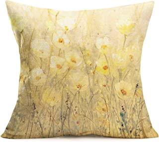 poppy pillow cover pattern