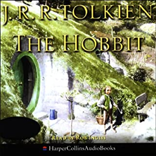 The Hobbit                   By:                                                                                                                                 J.R.R. Tolkien                               Narrated by:                                                                                                                                 Rob Inglis                      Length: 10 hrs and 54 mins     171 ratings     Overall 4.6