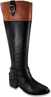 Womens Tyla High Riding Boot