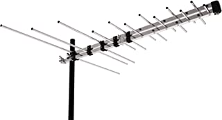 CeKay Outdoor Antenna Yagi Satellite HD Antenna - Attic...