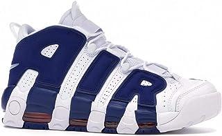 Donna Uomo High Basketball Scarpe da Unisex Trainers Basket Trails Sneaker Sportive da Running White Sportive UNC Shoe Tag...