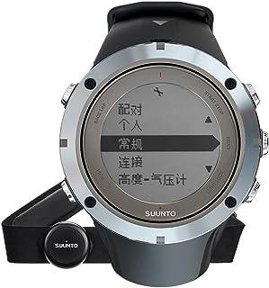 【国行正品】SUUNTO 颂拓 AMBIT3 PEAK 中性 拓野3系列智能手表腕表(含心率带)