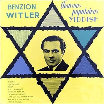 Chansons populaires yiddish (Original Album)
