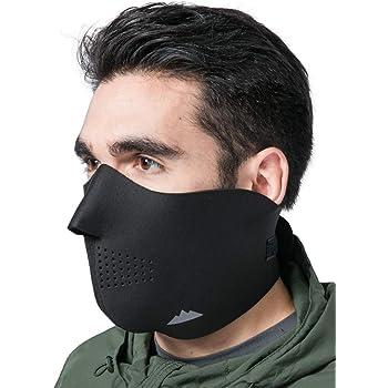 Outdoor Sport Fleece Half Face Cover Nose Mouth Cover Motorcycle Ski Men Women