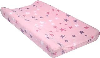 Bedtime Originals Rainbow Unicorn Changing Pad Cover