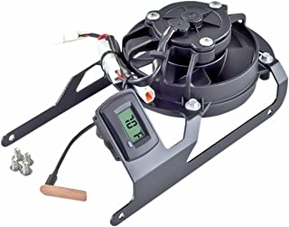 Trail Tech 12-15 KTM 500EXC Fan Kit with Radiator Guards (Black)