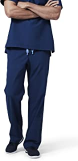 Men's Modern Fit Scrub Pants Soft, Shrink Free, Wrinkle Resistant and Quick Drying Fabric