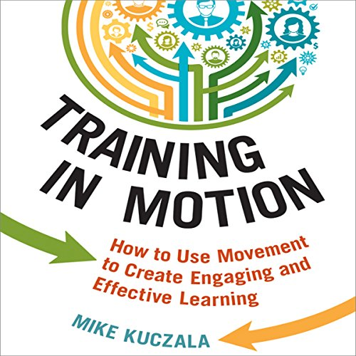 Training in Motion audiobook cover art