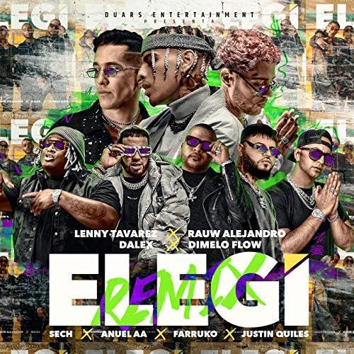 Rauw Alejandro, Dalex & Lenny Tavárez feat. Farruko, Anuel Aa, Sech, Dimelo Flow & Justin Quiles