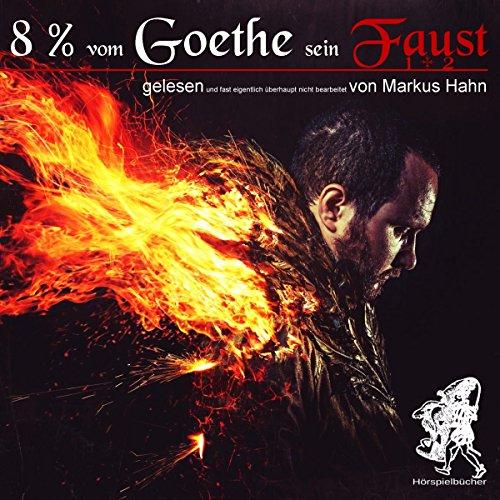 8 % vom Goethe sein Faust 1 und 2 Titelbild