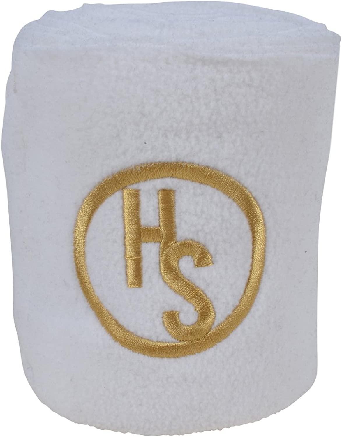 Hansbo Sport Infused Ceramic Polo Wraps (4 Pack)