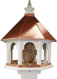Best copper roof bird feeder Reviews