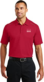 Remember Everyone Deployed RED Friday Emboridered Golf Polo
