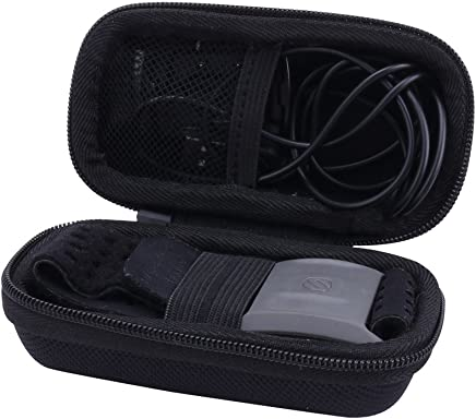 Aenllosi Hard Case for Scosche Rhythm+ Heart Rate Monitor Armband/Chest Strap