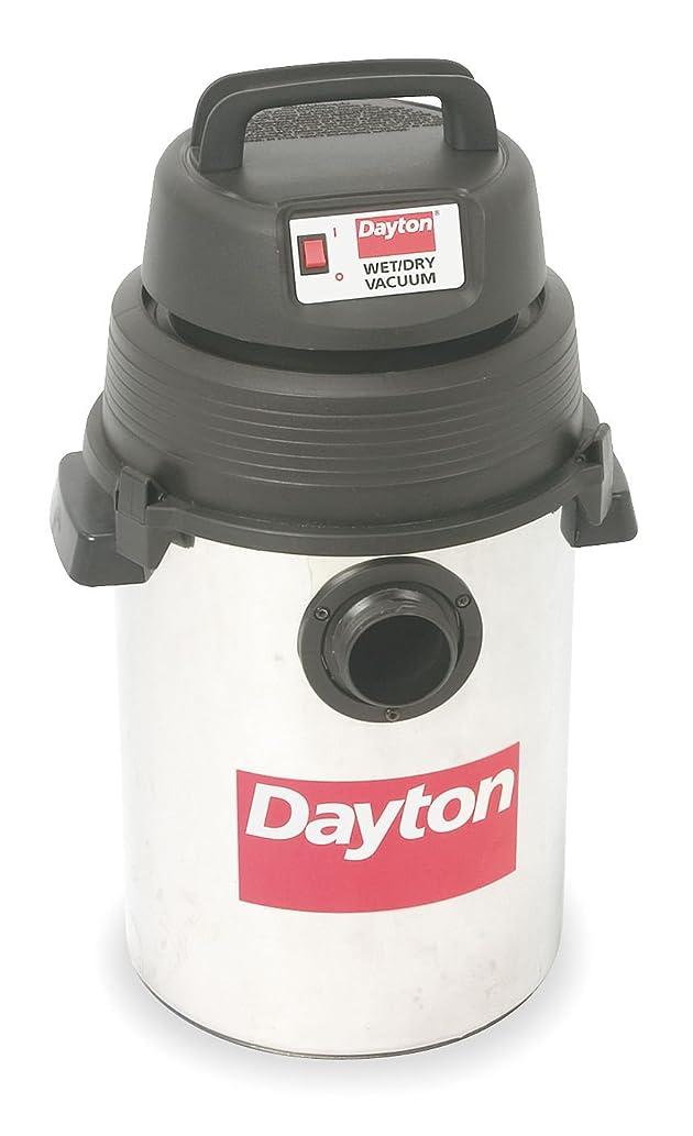 Hang-Up Wet/Dry Vacuum, 2 HP, 6 gal, 120V