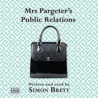 Mrs Pargeter's Public Relations                   By:                                                                                                                                 Simon Brett                               Narrated by:                                                                                                                                 Simon Brett                      Length: 6 hrs and 19 mins     65 ratings     Overall 4.6