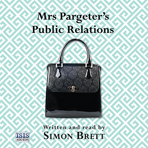Mrs Pargeter's Public Relations audiobook cover art