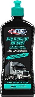 Centralsul Quimica Polidor De Metais Liquido 500 Ml