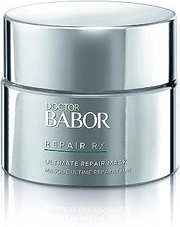 Doktor Babor Ultimate Repair Mask, rijk crèmemasker, voor huidregeneratie, voor een gelijkmatigere huid, met panthenol, vo...
