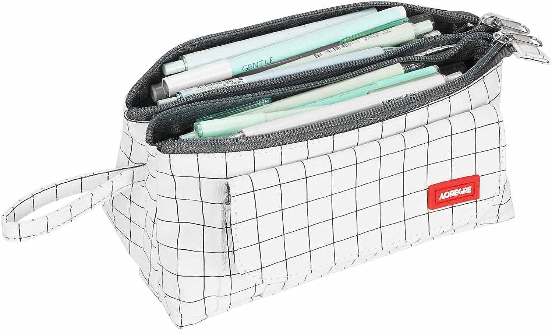 Pencil Case Super-cheap Large Capacity Pouch School Box Outlet SALE Holder Of Bag