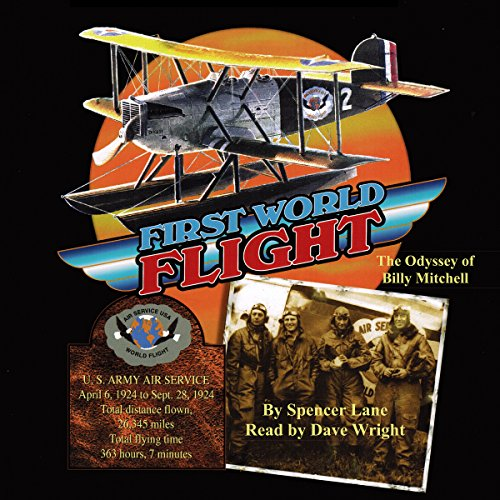 First World Flight audiobook cover art