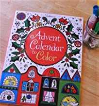 Advent Calendar to Color