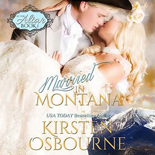 Married in Montana audiobook cover art