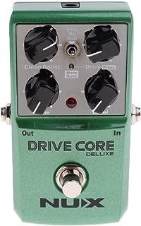 kesoto Pedal de Sobremarcha Nux Drive Core Deluxe para Accesorios de Partes de Guitarra