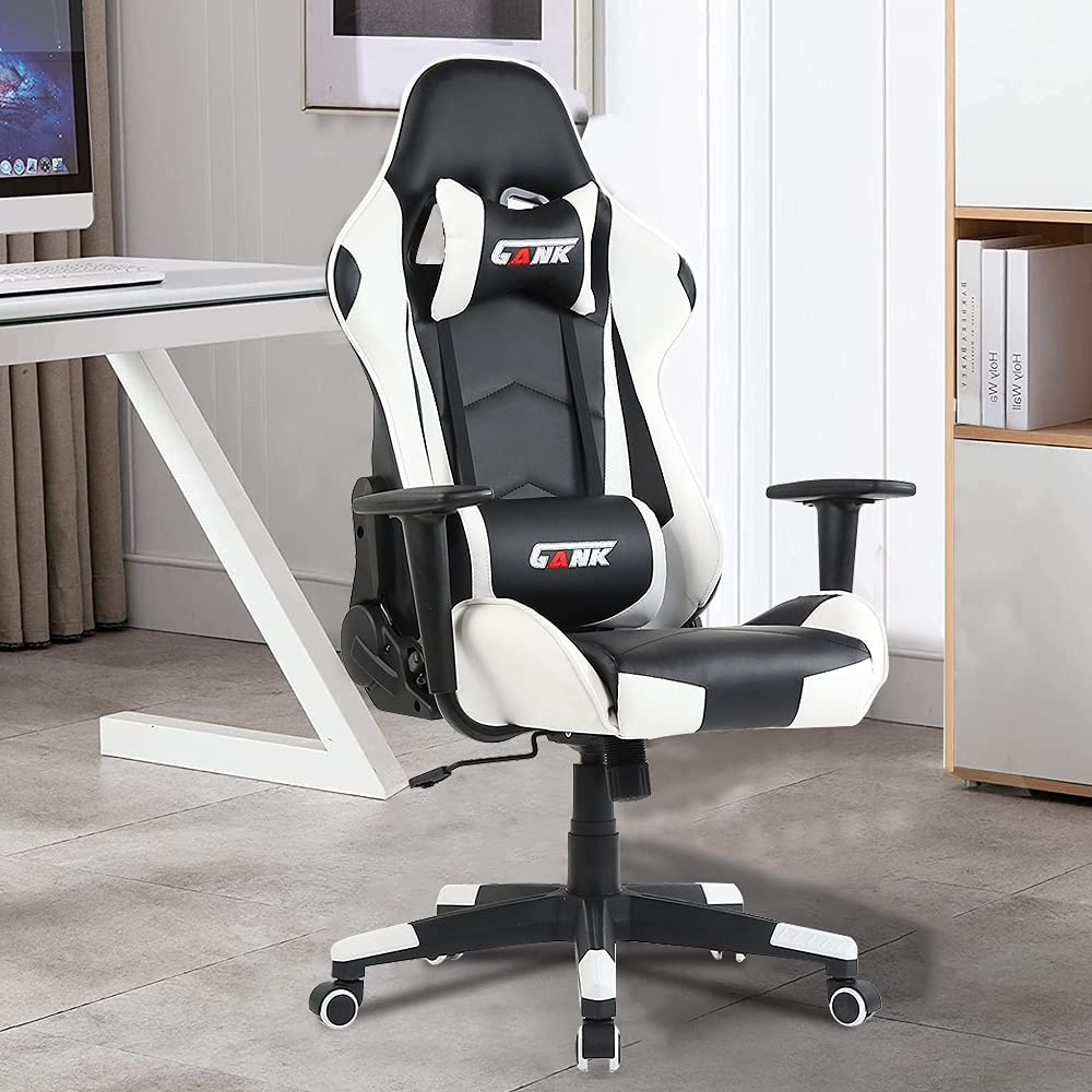 Ergonomic Gaming Chair Popular overseas Racing Office Back High All stores are sold PU Computer