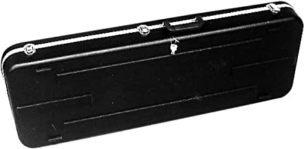 Stagg ABS-RB Standard Case for Electric Bass Guitar - Black