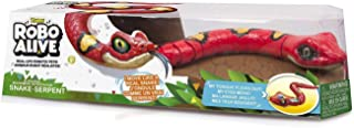 ROBO ALIVE Slithering Snake Battery-Powered Robotic Toy by ZURU