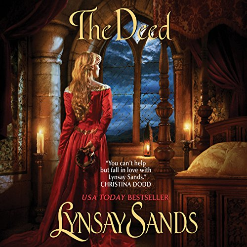 The Deed audiobook cover art