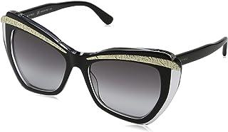 Etro Women's non-polarized Rectangular Sunglasses - Et645S-009 5517, 140 mm Grey