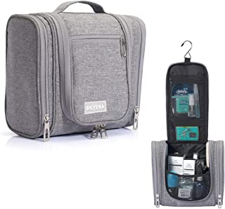 ricardo essentials deluxe travel organizer hanging toiletry bag