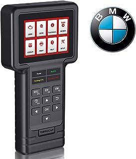 thinkcar OBD2 Scanner for BMW / Mini - ThinkScan S02 BMW Full System ابزار تشخیصی تشخیصی خودرو ، OBD2 بررسی موتور اسکنر کدخوان خودرو ، اسکنر اتومبیل با تنظیم مجدد روغن / ترمز / SAS / ETS / DPF