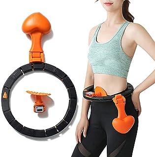 Wudang - Hula Hoop Smart Counting Hula Hoop para principiantes, adultos y niños, pérdida de peso