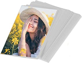 100 hojas 4x6in Papel fotográfico para impresión láser a