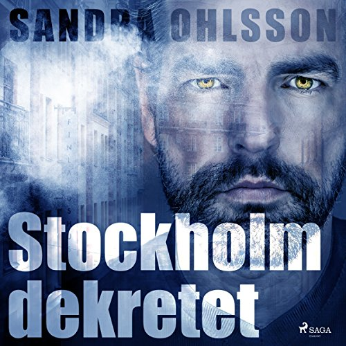 Stockholm dekretet audiobook cover art