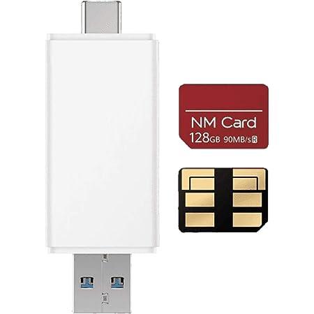 Huawei Kartenleser Und Nanomemory Speicherkarte 128gb Elektronik