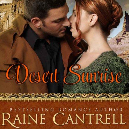 Desert Sunrise audiobook cover art