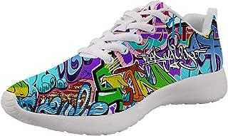 Showudesigns Sport Road Running Shoes Women's Lightweight Walking Sneaker for Outdoor Travel