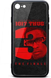 Young Thug 1017 Thug 3 The Finale iPhone 6/6s Plus Cases,Mobile Shockproof Bumper Cover Case for Apple iPhone 6/6s Plus(5.5inch)