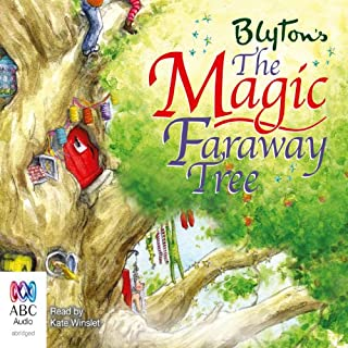 The Magic Faraway Tree     The Faraway Tree Series, Book 2              By:                                                                                                                                 Enid Blyton                               Narrated by:                                                                                                                                 Kate Winslet                      Length: 3 hrs and 48 mins     242 ratings     Overall 4.8