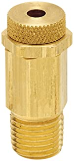 3//8 Male NPT Control Devices SA38-1A275 SA Series Brass Hard Seat ASME Safety Valve 275 psi Set Pressure