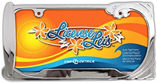 Car Details Catch The Surf Frame Wave License Plate Frame